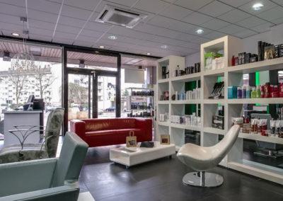 Acteo coiffure centre cial Lorette Bd Bédier Angers