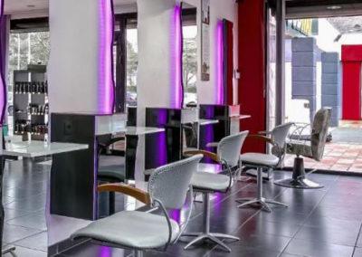 Acteo coiffure salon de Beaussier face à essca à Angers 49