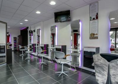 Actéo coiffure salon de Beaussier à Angers