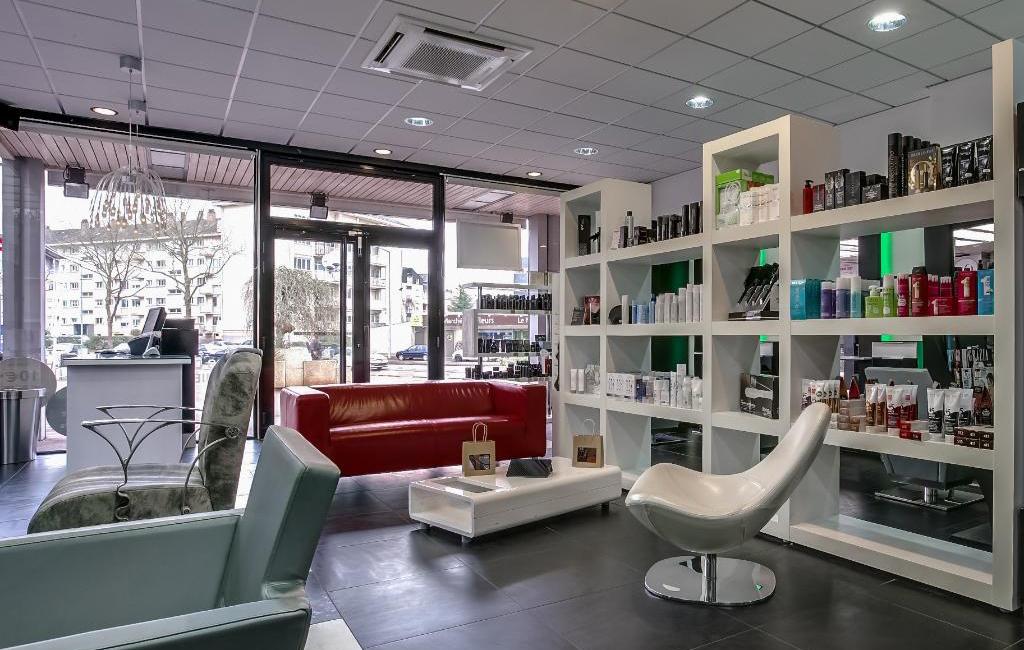 Acteo coiffure centre commercial Lorette Bd Bédier 49000 ANGERS