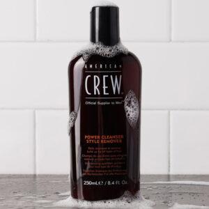 Power cleanser styler remover shampoo